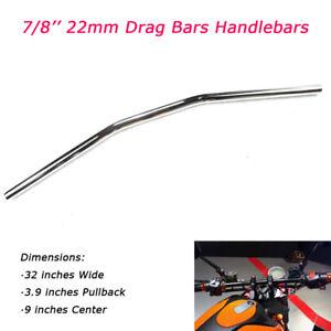 7-8-039-039-22mm-Moto-Drag-Guidon-Barre-Handlebar-Bike-Pour-Yamaha-Honda-Suzuki-Harley