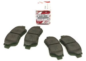 "2000 2001 For Toyota Camry Front Ceramic Brake Pads w//15/"" Whls"