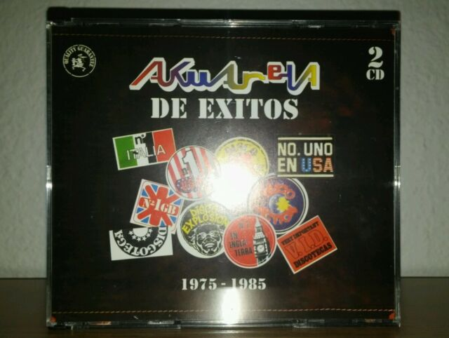 AKUARELA DE EXITOS .  2cd's