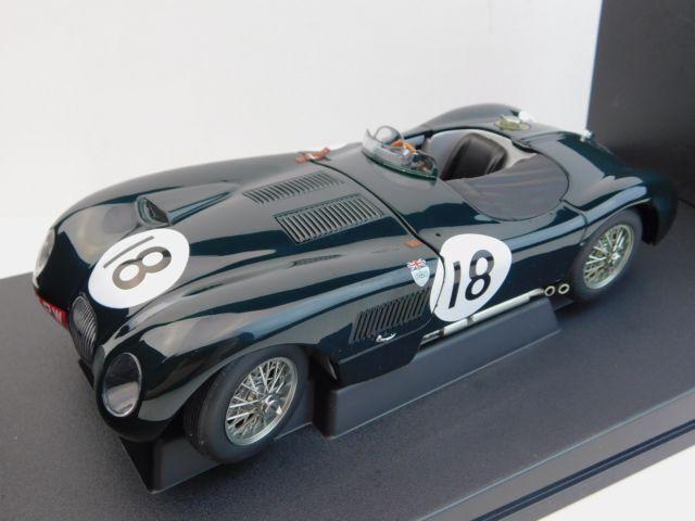 1  18 AUTOART JAGUAR C TYPE   18 WINNER 24h du Mans 1953