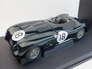1: 18 Auto Art Jaguar C Type # Gagnant 24h Du Mans 1953