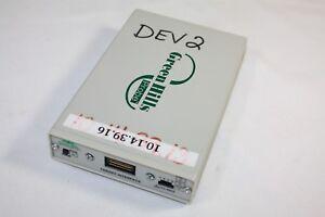 DRIVER UPDATE: GREENHILLS PROBE USB