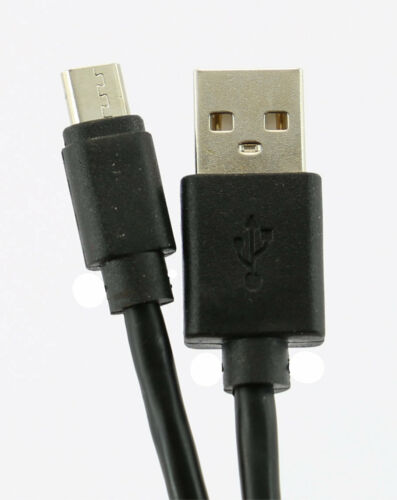 1.8 M USB A MICRO Carga & Play de Android Cable Lead PS4 controlador B1003
