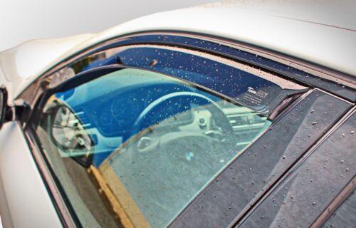 CHRYSLER VOYAGER GRAND 5Portes 2008-prés Deflecteurs d/'air Déflecteurs 2pcs