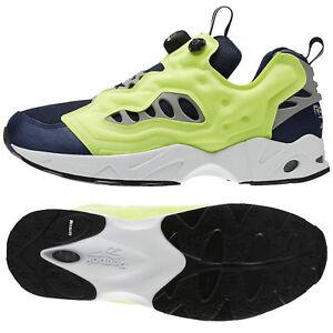 Laufschuhe Insta Pump Schuhe Sneaker Reebok V66585 Fury 0fzwP