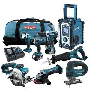 MAKITA-LXT-18V-12tlg-Akku-Werkzeug-Set-DSS501-RMJ-Handkreissaege-DJV180-RFE-Z
