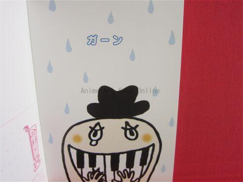 Dekoboko friends Happy post card book
