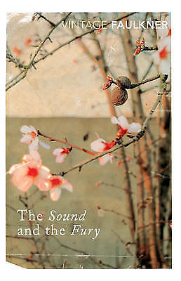1 of 1 - The Sound And The Fury by William Faulkner (Paperback) New Book