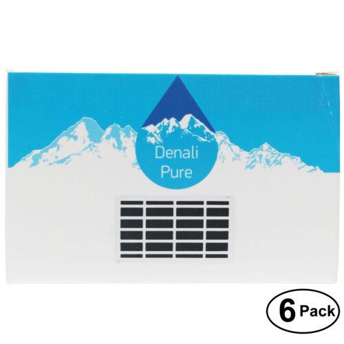 6X Refrigerator Air Filter for KitchenAid KRSC503ESS00