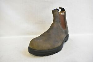Blundstone-584-Women-039-s-Premium-Leather-Waterproof-Chelsea-SZ-9