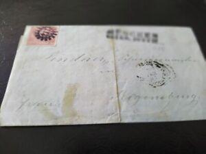 Bayern-Kreuzerbrief-1-Kreuzer-helllilarot-Mi-Nr-3-1852-gMR-034-217-034-Muc-gt-Rbg