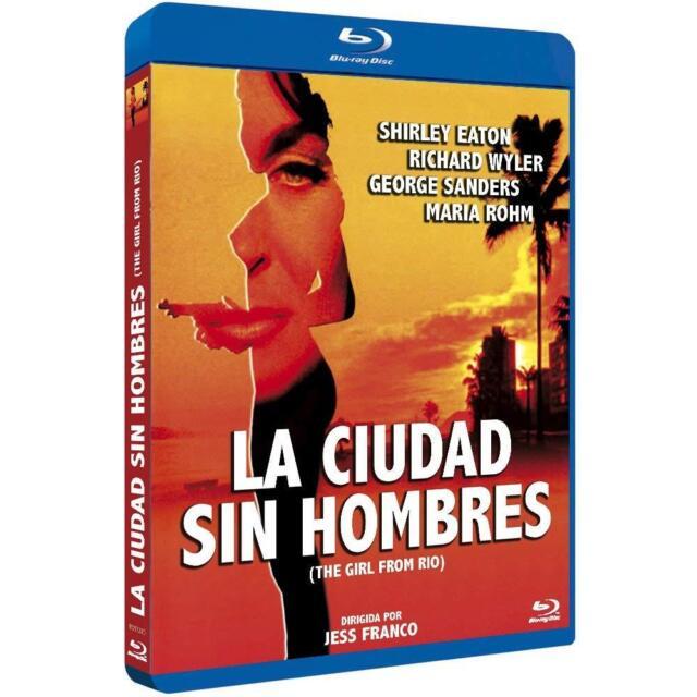 La Ciudad Sin Hombres - The Seven Secrets of Sumuru