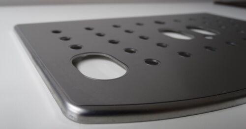 Pellicola protettiva per DELONGHI magnifica 21.116-21.117 iniezione goccia a goccia in lamiera-TAZZE piattaforma