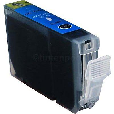 10 Druckerpatronen 6c Für Canon Ip 4000 Ohne Chip Hindernis Entfernen