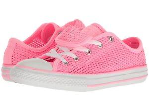 d2ccf21e771 Converse CTAS Double Tongue Oxford Pink Glow Pink Glow White (PS GS ...