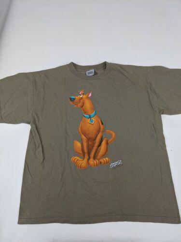 Vintage Scooby Doo 1996 T-Shirt Size XL Stanley De