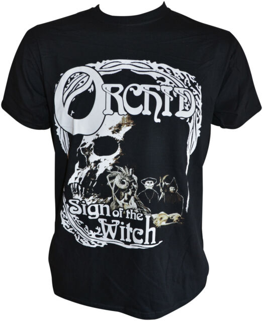 ORCHID Sign Of The Witch T-Shirt S / Small (h6) 162784