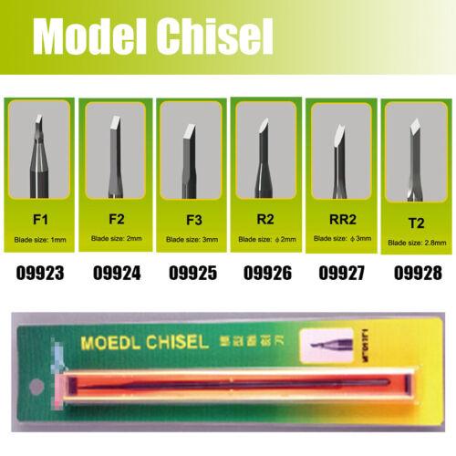 Model Chisel 09923 09924 09925 09926 09927 09928 F1//F2//F3//R2//RR2//T2 Tool New