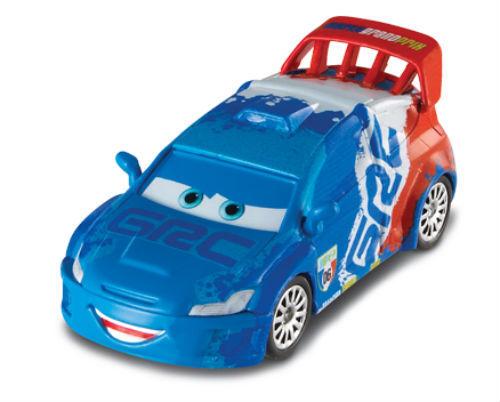 Disney Cars Caroule Die Cast Car BHW22