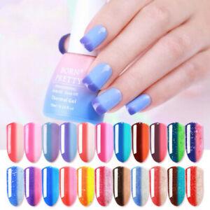 BORN-PRETTY-10ml-Color-Changing-Gellack-Soak-Off-Nagel-Kunst-UV-Gel-Nagellack