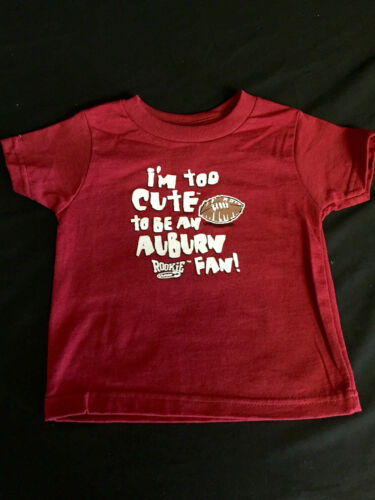 University of Alabama Auburn Smack Toddler Tee