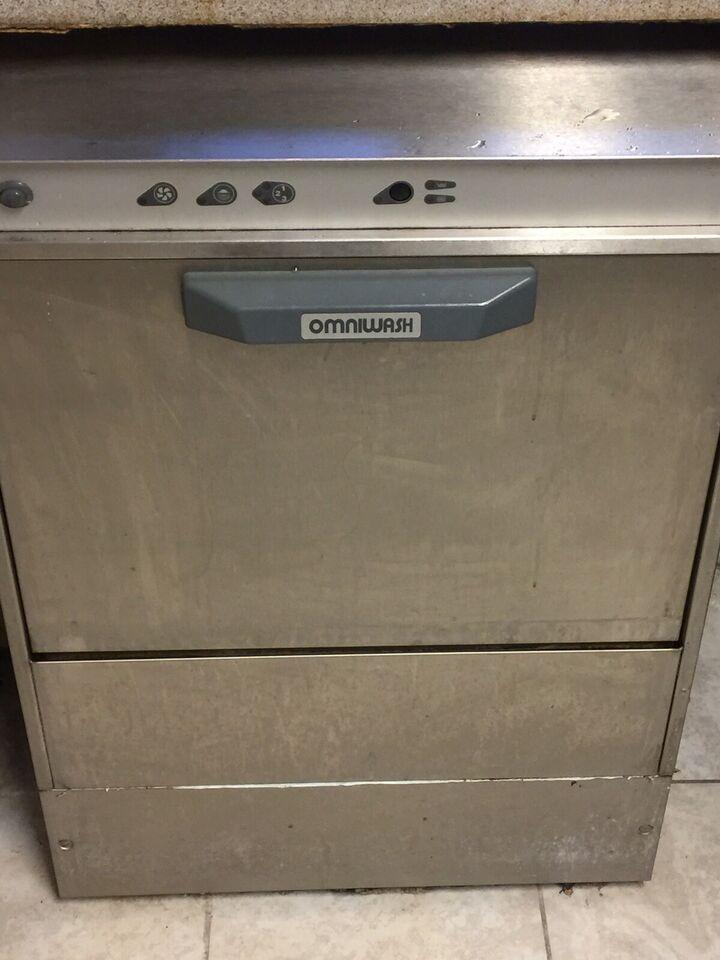 Andet mærke Omniwash 5300, bordopvaskemaskine, b: 590 d: