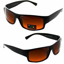 New Blue Blocker HD Vision Sport Wrap Men Sunglasses