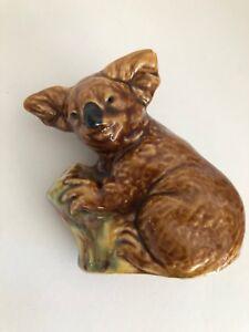 Vintage-Koala-Pottery-Figurine-Rosedale-Moss