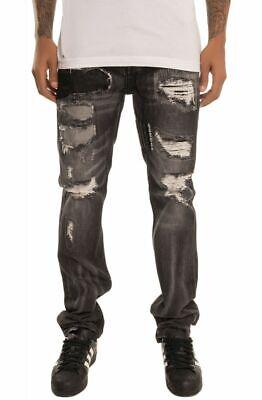 Billionaire Boys Club BBC BB Trek Denim Jeans Black Cosmo 861-9101 Msrp $175