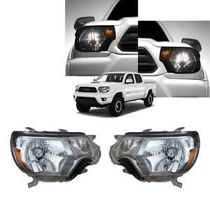 For Toyota Tacoma TRD Sport//Pro 12-15 Driver Left Headlight Genuine OEM