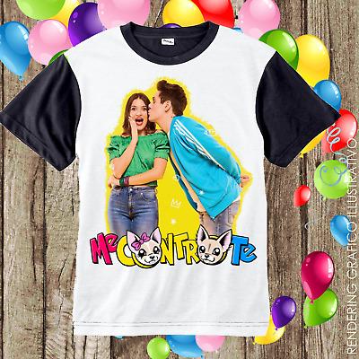 canotta T-shirt dei me maglietta contro slime te kira sofi lui ray bambin maglia