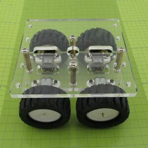 8 LED Flashing Light System For RC Car Heli Multi Quad Copter UFO F04621