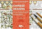 Chinese Designs: Postcard Colouring Book by Pepin Van Roojen (Paperback, 2015)
