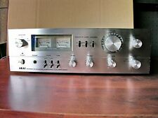 AKAI STEREO INTERGRATED AMPLIFIER MODEL AM-2650 VINTAGE.