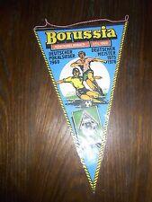 alter Fussball Wimpel Borussia Mönchengladbach 22x38cm
