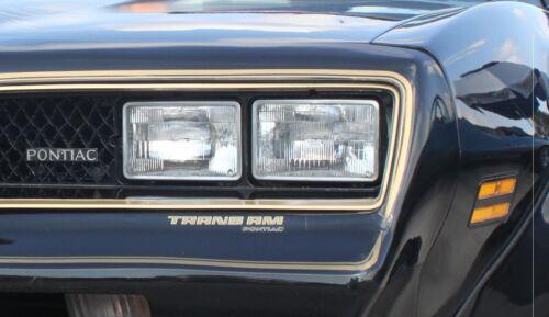 1x Scheinwerfer Pontiac Firebird Trans Am Formula Esprit Bj 77-82 E Prüfzeichen