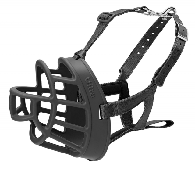 Baskerville Ultra Muzzle For Dogs Black Size 2 - $7.00