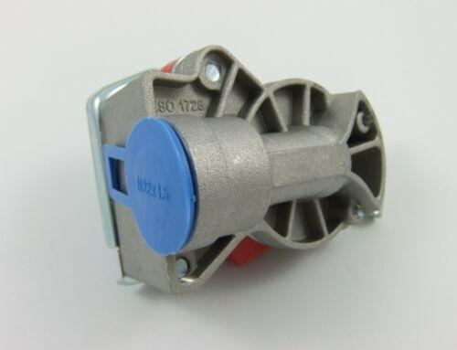 Kupplungskopf Anschluss für Bremsschlauch Druckluftbremse LKW Traktor Anhänger