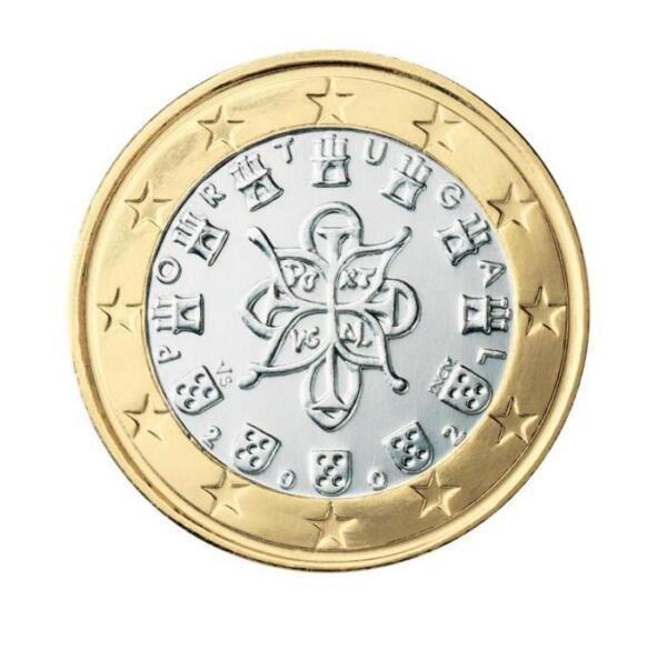 1€ Portugal 2005. Unc à Tout Prix