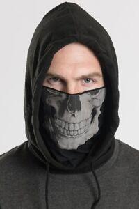 Motorrad-Skull-reflecting-Kapuze-Mund-Nasenschutz-Staubfilter-Insektenschutz