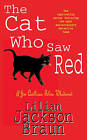 The Cat Who Saw Red by Lilian Jackson Braun (Paperback, 1990)