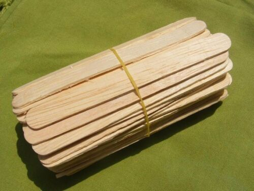 Wooden Popsicle Sticks Ice Cream Sticks for DIY Craft FREE  DHL Shipping