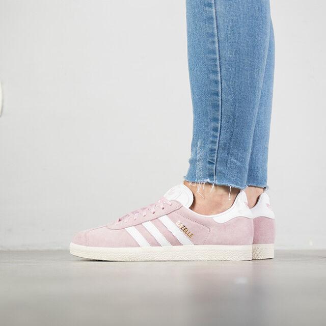 adidas schuhe frauen gazelle w by9352 rosa us - ebay