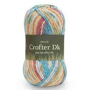 Sirdar-Crofter-DK-50g-RRP-3-78-OUR-PRICE-2-75-BARGAIN