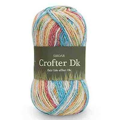 Sirdar Crofter DK 50g RRP £3.78 OUR PRICE £2.75 BARGAIN!!