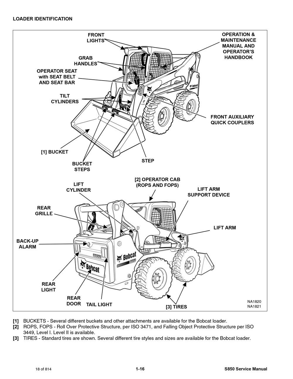 S850 Bobcat Wiring Diagram Will Be A Thing 1996 Tvr Chimaera Main Front Engine Fuse Box Amotmx Service Repair Manual 810 Pg 6987479 Ebay Rh Com