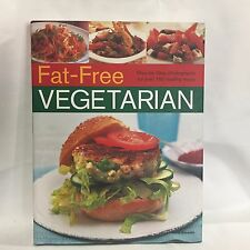 Fat Free Vegetarian: Over 180 Delicious Easy-To-Make Low-Fat and No-Fat Recipes