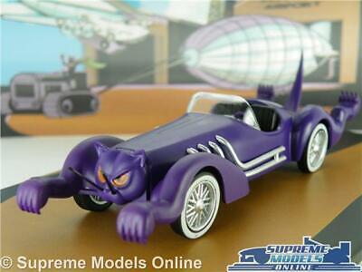 Batman Catmobile Auto Modello 1:43 Taglia Ixo Eaglemoss Detective Comics 122 T3-