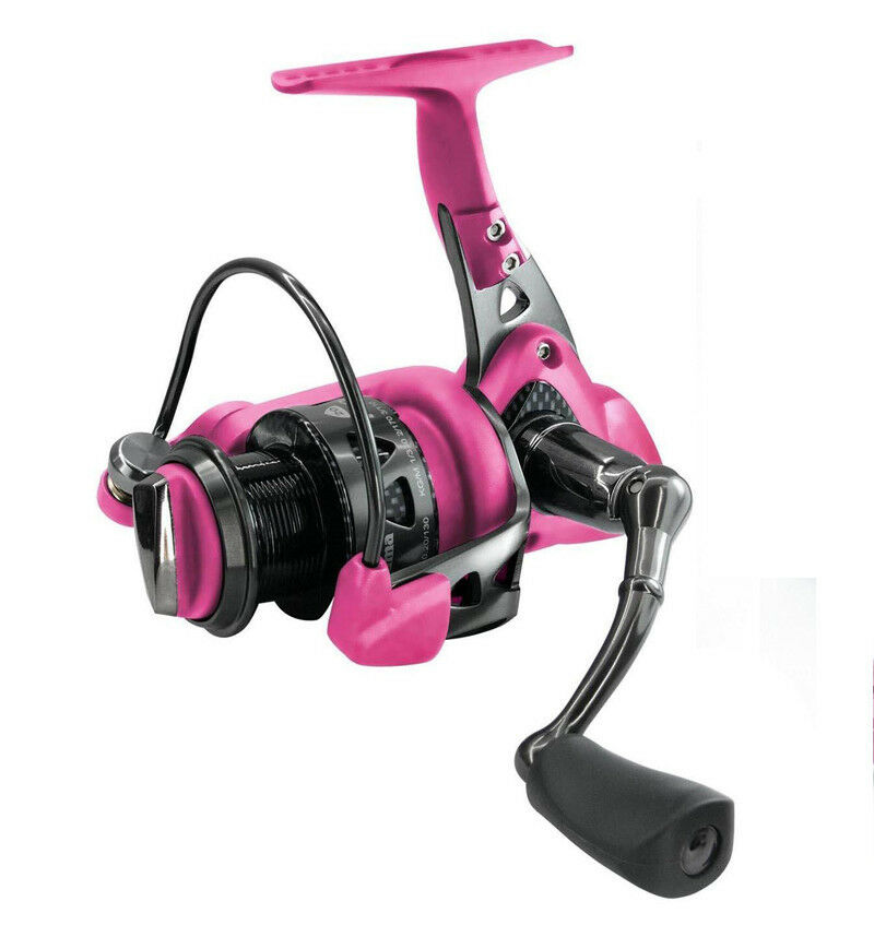 NEW EDITION Okuma TRIO-30LE LADIES EDITION NEW Spinning Reel Rosa 9BB+1RB 160/8Lb Rosa 290928