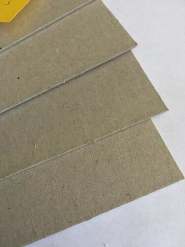 """Chipboard 75pt 10 x 13/"""" pack of 20"""